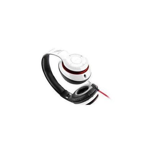 Słuchawki GoGEN HBTM 41WR (HBTM 41WR ) białe/Czerwone
