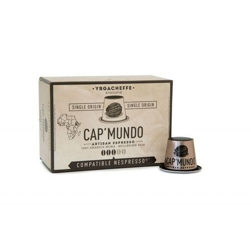 Kapsułki Nespresso Cap'Mundo Yrgacheffe 10szt. NEW