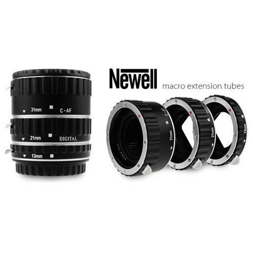 Delta MeiKe Pierścienie pośrednie 13/21/31 do Canon EF wersja ECO