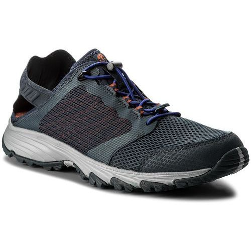 Buty - litewave amphibious ii t939i2tqh urban navy/brit blue, The north face, 40-41