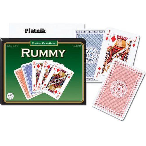 Karty do gry Piatnik 2 talie Remik (9001890230134)