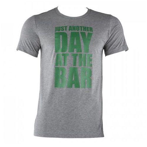 Capital sports koszulka treningowa t-shirt męski rozmiar m szary melanż (4260435917021)