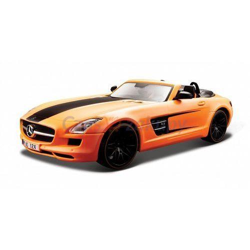 MAISTO CUSTOM SHOP Mercedes-Benz SLS AMG Roadster 1/24