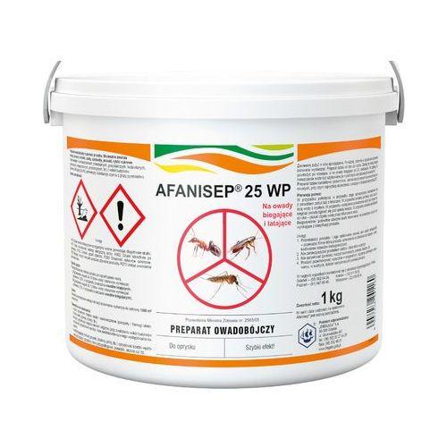 Fregata Afanisep 25wp 1kg. środek owadobójczy, permetryna.