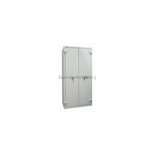 Szafa ognioodporna z odpornością włamaniową S2 DUPLEX 550 K, DUPLEX 550 K