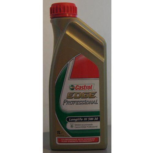 Olej Castrol EDGE Professional LL III 5W30 1 litr !ODBIÓR OSOBISTY KRAKÓW! lub wysyłka