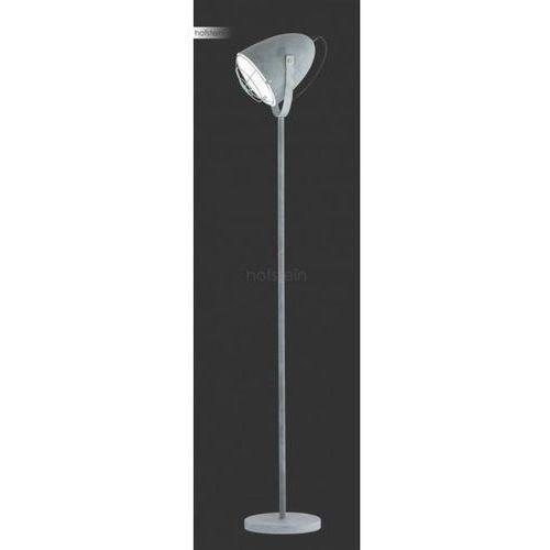 Reality CAMMY Lampa stojąca Siwy, 1-punktowy - Przemysłowy - Obszar wewnętrzny - CAMMY - Czas dostawy: od 2-3 tygodni (4017807343212)
