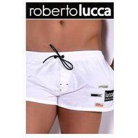 Szorty Kapielowe Męskie Roberto Lucca 80142 00010 Sailor White, szorty