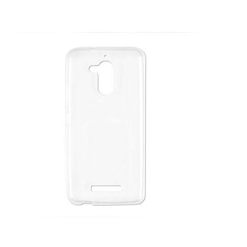 Asus zenfone 3 max (zc520tl) - etui na telefon ultra slim - przezroczyste marki Etuo ultra slim