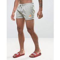 Ellesse swim shorts in grey - grey