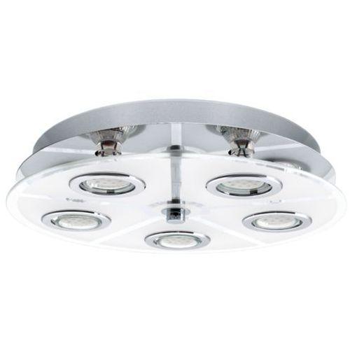 Lampa sufitowa cabo led 5x3w, 30933 marki Eglo