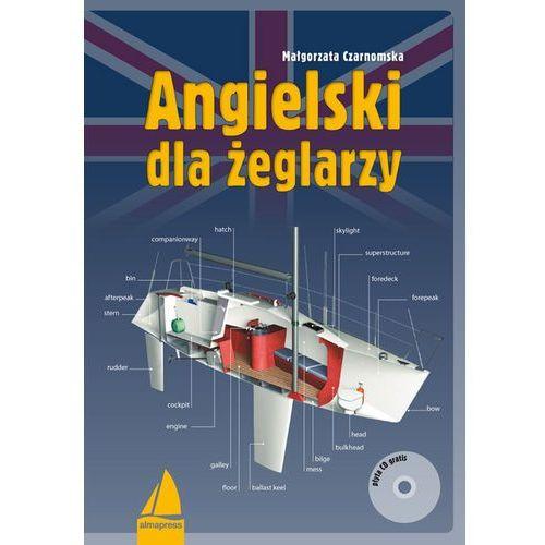 Angielski dla żeglarzy + CD, ALMA-PRESS