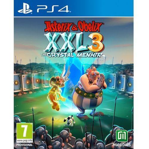 Asterix & Obelix XXL 3 The Crystal Menhir (PS4)