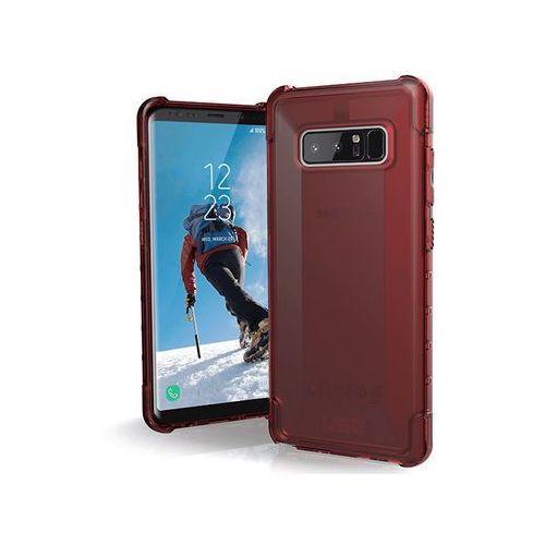 Etui UAG Urban Armor Gear Plyo Samsung Galaxy Note 8 Crimson - Czerwony, kolor czerwony
