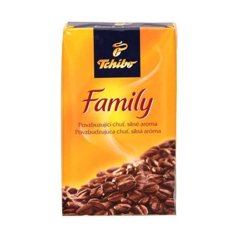 Tchibo Kawa mielona  family 250g