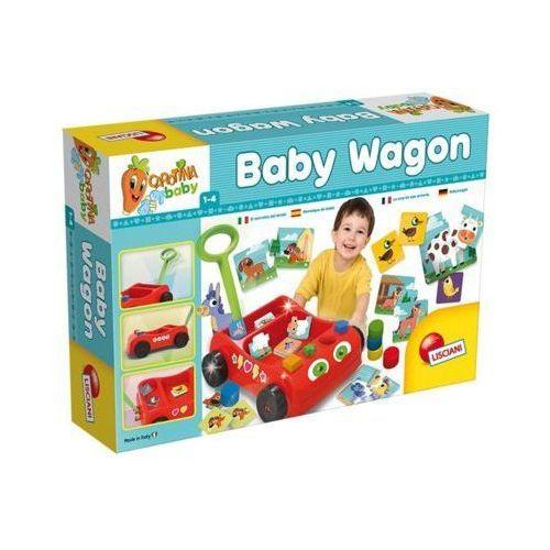 Carotina Baby Wagon - DARMOWA DOSTAWA OD 199 ZŁ!!! (8008324067879)