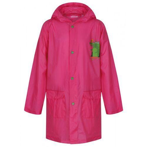 płaszcz przeciwdeszczowy dziewczęcy xantos 80 różowy marki Loap