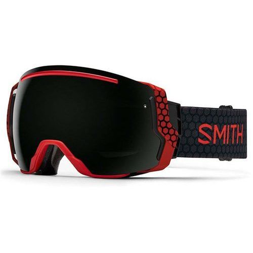 Smith Gogle snowboardowe - i/o 7 sage id blackout (x9k-99b7)
