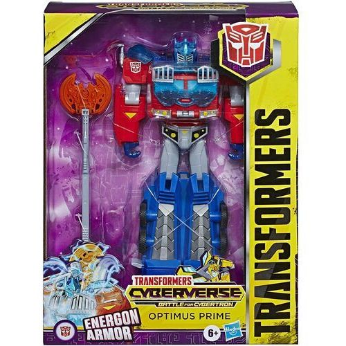 OKAZJA - Figurka transformers action attackers ultimate optimus prime