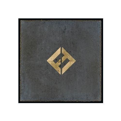 Sony music Concrete and gold - foo fighters (płyta cd)