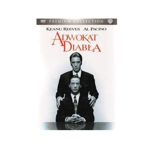 Galapagos Film adwokat diabła (premium collection) the devil's advocate (7321908161727)