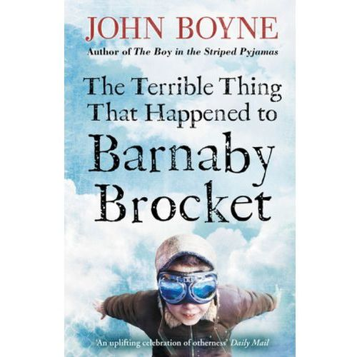 Terrible Thing That Happened to Barnaby Brocket (9780552573788)