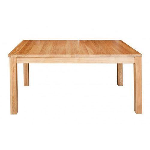 design stół dębowy prostokątny rozkładany magnus marki Signu