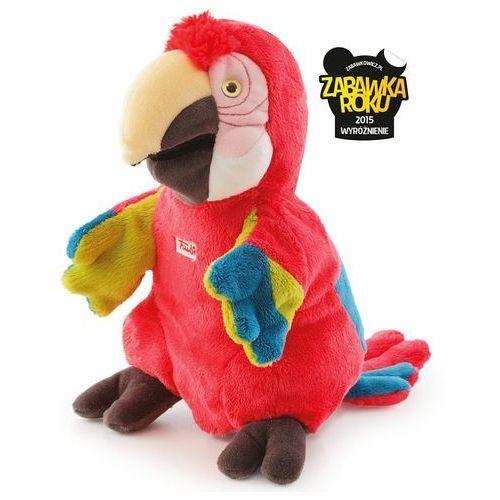 Trudi Pacynka na rękę, papuga, 25 cm (8006529299309)