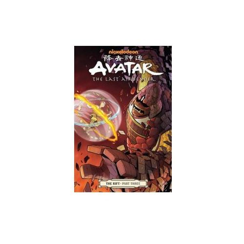 Avatar: the Last Airbender - the Rift Part 3 (9781616552978)