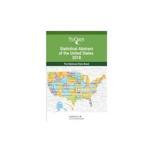 ProQuest Statistical Abstract of the United States 2018 (9781598889451)