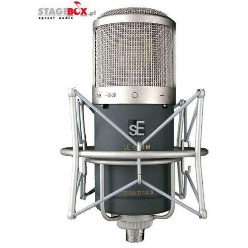 sE GEMINI II - Mikrofon pojemnościowy lampowy
