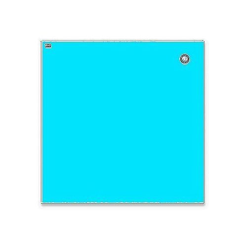 2x3 Tablica szklana magnetyczna suchościeralna 60x40cm niebieska tsz64 n