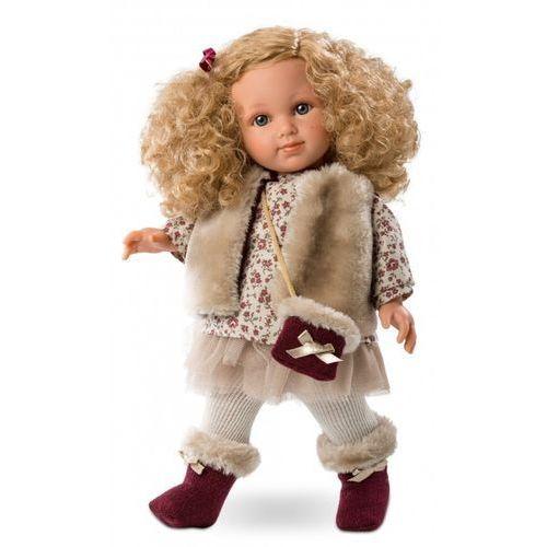 Lalka Elena 35 cm kręcone włosy (GXP-580605), 5_580605