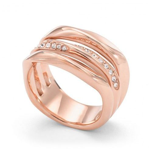 Biżuteria Fossil - Pierścionek JF01321791508 180 Rozmiar 17 - SALE -30%