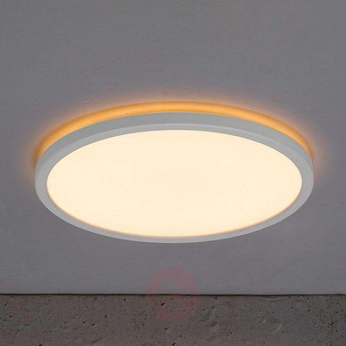 Nordlux bronx lampa sufitowa biały, 1-punktowy - skandynawski - obszar wewnętrzny - bronx - czas dostawy: od 2-3 tygodni
