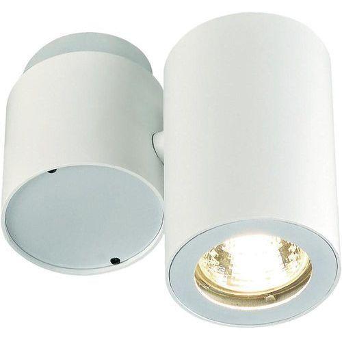 Slv Nowoczesny reflektor sufitowy enola_b spot 1 biały