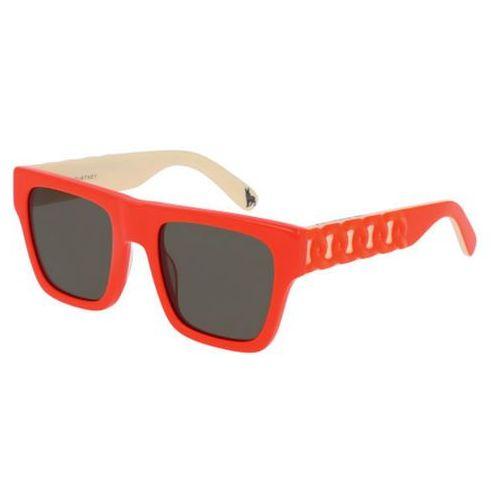 Okulary Słoneczne Stella McCartney SK0028S Kids 003, kolor żółty