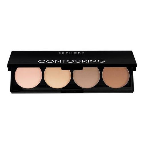 Niezbędna paleta do makijażu cery - paleta pudrów modelujących marki Sephora collection