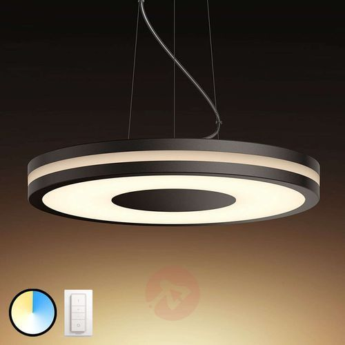 Philips Hue Being lampa wisząca LED, czarna (8718696168615)