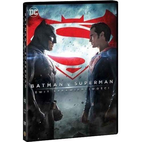 Galapagos Film dvd batman v superman: świt sprawiedliwości