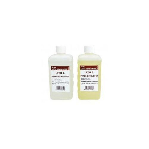 wywoływacz lithowy a+b 2x500 ml (7,5-15l) marki Rollei