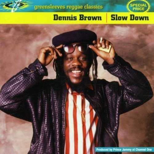 Greensleeves Brown, dennis - slow down