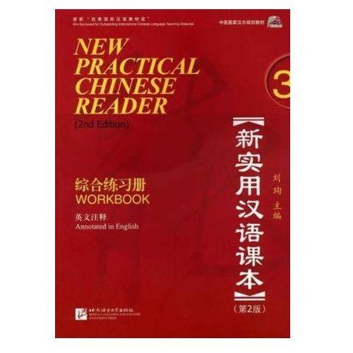 New Practical Chinese Reader 3 Workbook (9787561932070)