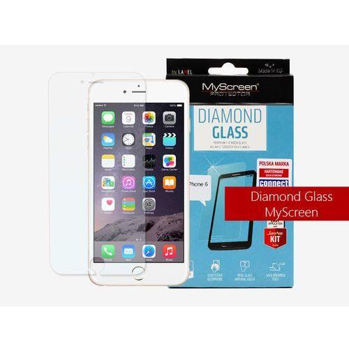 Myscreen protector Apple iphone 6 - szkło hartowane diamond glass