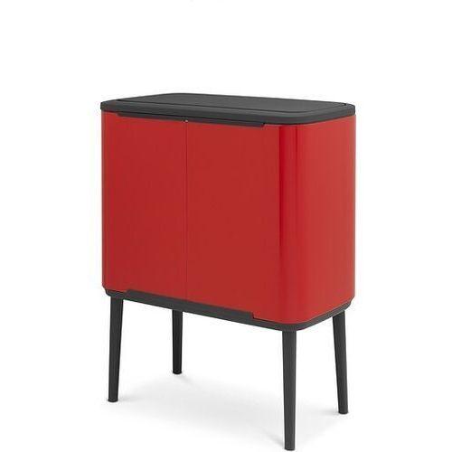 Kosz na śmieci Bo Touch Bin 36 l czerwony, 315749
