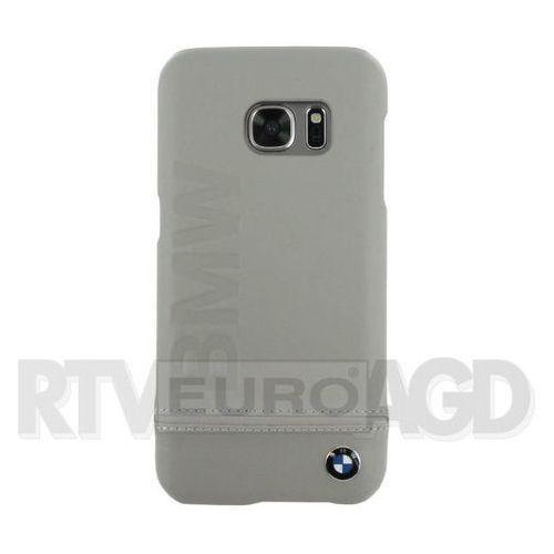 BMW Etui hardcase BMHCS7LLST Samsung G930 S7 beżowy DARMOWA DOSTAWA DO 400 SALONÓW !!