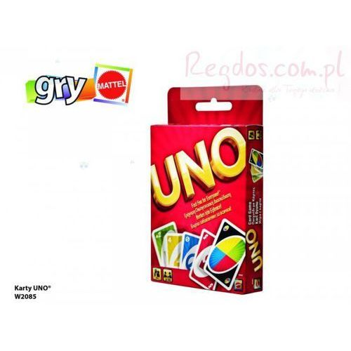 Karty Uno Wild