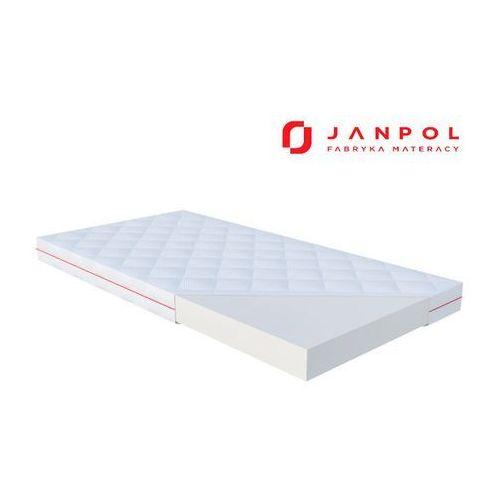JANPOL FINI – materac dziecięcy, lateksowy, Rozmiar - 60x120, Pokrowiec - Puroactive Sleeping House - najlepsze ceny!