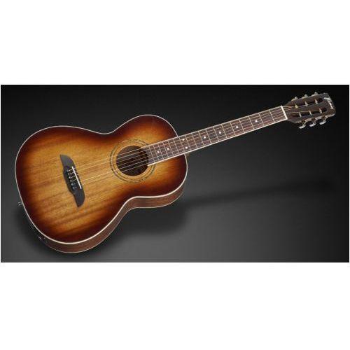 Framus FP 14 M - Vintage Sunburst Transparent High Polish + EQ gitara elektroakustyczna