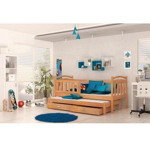 łóżko dziecięce antek 80 x 180 marki Frankhauer